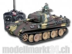 Panzer Panther Ausf. G flecktarn 2.4 GHz 1/16 BB Schuss-/S..