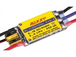 ROXXY BL Control 940-6 Regler, 40A, 5.5V/3A, 2-6S LiPo