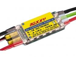 ROXXY BL Control 9100-6 Regler, 100A, 5.5V/3A, 2-6S LiPo