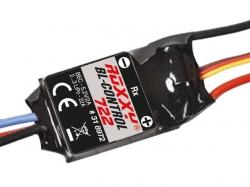 ROXXY BL Control 722 BEC Regler, 22A, 5.2V/2A, 2-3S LiPo