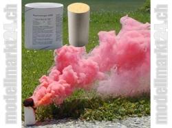 Rauchpatronen AX-60 Farbe Rot, 5Stk. ca. 4Min