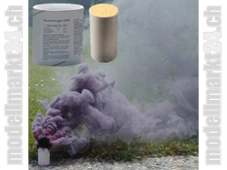 Rauchpatronen AX-60 Farbe Schwarz, 5Stk. ca. 2.5Min