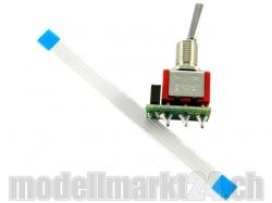 2-Stufen-Schalter (kurz) für DS Fernsteuerung von Jeti