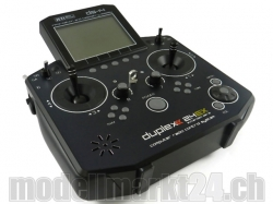 Jeti Hand-Sender DS-14 Mode 2/4 (Gas links) 2.4Ghz
