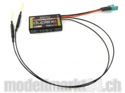 Jeti Empfänger Duplex Rex12 EPC 2.4Ghz Telemetrie