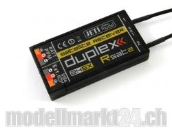 Jeti Satelliten-Empfänger Duplex Rsat 2 EX 2.4Ghz