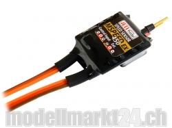 Jeti MSpeed EX Geschwindigkeitssensor 450 für Duplex 2.4GH..