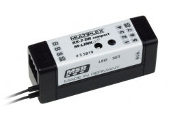 Multiplex Empfänger RX-7-DR compact M-LINK 2.4Ghz