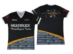 Multiplex T-Shirt Schwarz Grösse L