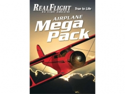 RealFlight Flugzeug Mega Pack - Flugsimulator