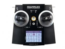 Multiplex Cockpit SX 7-Kanal Fernsteuerung 2.4Ghz mit M-Link