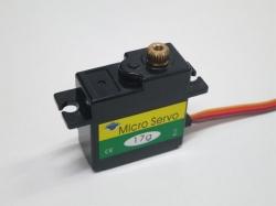 E-Do Mini Servo 17g mit Metallgetriebe 13.2mm