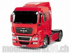 Tamiya MAN TGX 18.540 (rot metallic lackiert) 4x2 XLX RC-T..