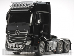 Tamiya Mercedes Benz Actros 3363 6x4 GigaSpace RC-Truck 1:..