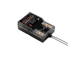Spektrum AR6270T Carbon Fuse DSMX 6-Kanal Empfänger mit Te..