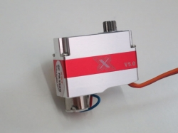 KST X08N  V5.0 digital wingservo 8mm HV 2.8kg (without fla..