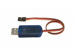 Multiplex USB PC-Kabel RX+S+Telemetrie (UNI)#85149