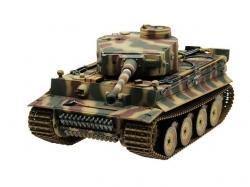 Panzer Tiger 1 Frühe Version Sommertarn 2.4GHz 1/16 BB mit..