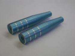 Steuerknüppel Typ1 M3 lang hellblau 2Stk. von Rega-Design