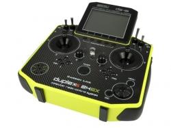 Jeti Hand-Sender DS-16 carbonline gelb Multimode 2.4Ghz