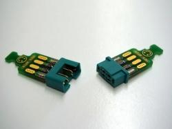 Emcotec MPX-Platine 6 Pins mit Verbinder verlötet
