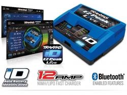 Traxxas EZ-Peak Live ID Bluetooth Ladegerät NiMh/LiPo bis 12A/100W