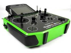 Jeti Hand-Sender DS-16 carbonline grün Multimode 2.4Ghz