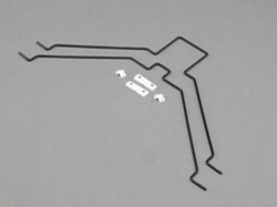 Schwimmer-Strebenset Valiant 1.35m von E-Flite