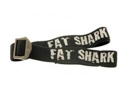 Fatshark Kopfband Schwarz