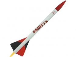 2-stufige Modellrakete Sagitta 615x40mm, 90g, 235-540m