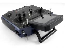 Jeti Hand-Sender DS-24 Carbonline Dark Blue Multimode 2.4Ghz