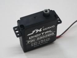 JX PDI-0902MG Digital Servo 8mm 1.9kg
