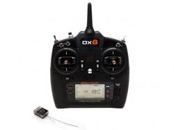 Spektrum DX6 Gen3 mit AR6600T Mode 2DSMX 6-Kanal 2.4GHz Se..