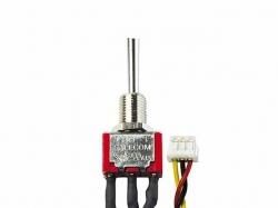 3-Stufen-Schalter EIN/AUS/EIN kurz (Micro) von Multiplex