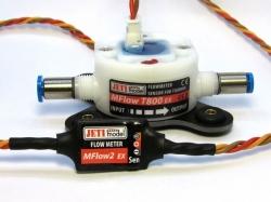 JETI MFlow2 G800 Durchflussmengenmessung für Glühzünderspr..