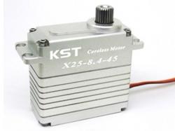 KST X25-8.4-45 45kg industrial servo 8.4V/0.11s Coreless