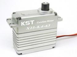 KST X25-8.4-65 65kg Industrie-Servo 8.4V/0.18s Coreless