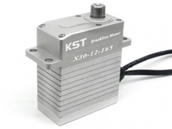 KST X30-12-165 165kg Industrie-Servo 12V/0.16s Brushless