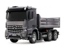Tamiya MB Arocs 3348 6x4 Tipper Truck RC-Truck 1:14 Bausatz