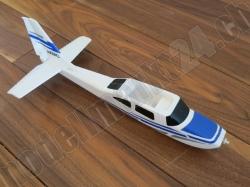 Rumpf inkl. Motor zu Mini Cessna Spw.550mm