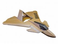 Flite Test Bravo Jetmodell STEM Serie