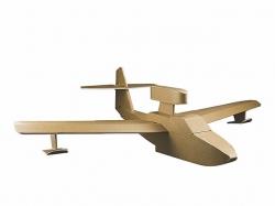 Flite Test Wasserflugzeug FT Sea Otter, Swappable Serie