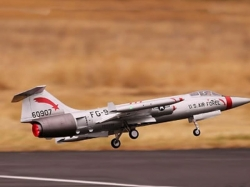 Freewing F-104 Starfighter Silber 90mm PNP 1023mm EDF-Elek..