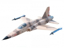 Freewing F-5 Tiger II 80mm PNP 800mm EDF-Elektrojet