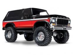 Traxxas TRX-4 Ford Bronco Crawler Rot 1:10 4WD ARTR, RC-Mo..