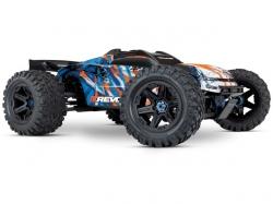 Traxxas E-Revo Orange VXL-6S Brushless 1:8 TQi 115km/h 4WD..