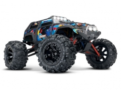 Traxxas Summit 1:16 Extreme Terrain Monster Truck 4WD RTR ..
