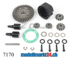 ZDRacing 7170 Differential Set zu Modellen 1:10