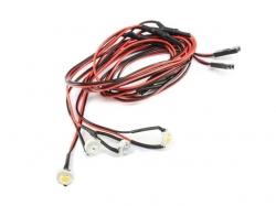 E-Flite Beleuchtungs-Set zu Maule M-7 1.5m Basic