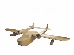Flite Test Wasserflugzeug Sea Duck SBK